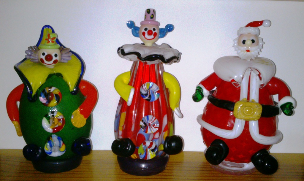 clowns cristal