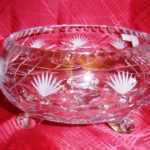 Coupe chardon cristal