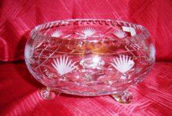 Coupe chardon cristal
