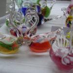 cygne couleur cristal