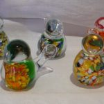 oiseaux sulfure cristal