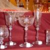 Verres Angela vigne cristal