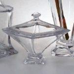 Quadro bonbonnière cristal 2